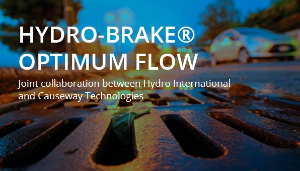 Causeway Flow collaborates with Hydro International
